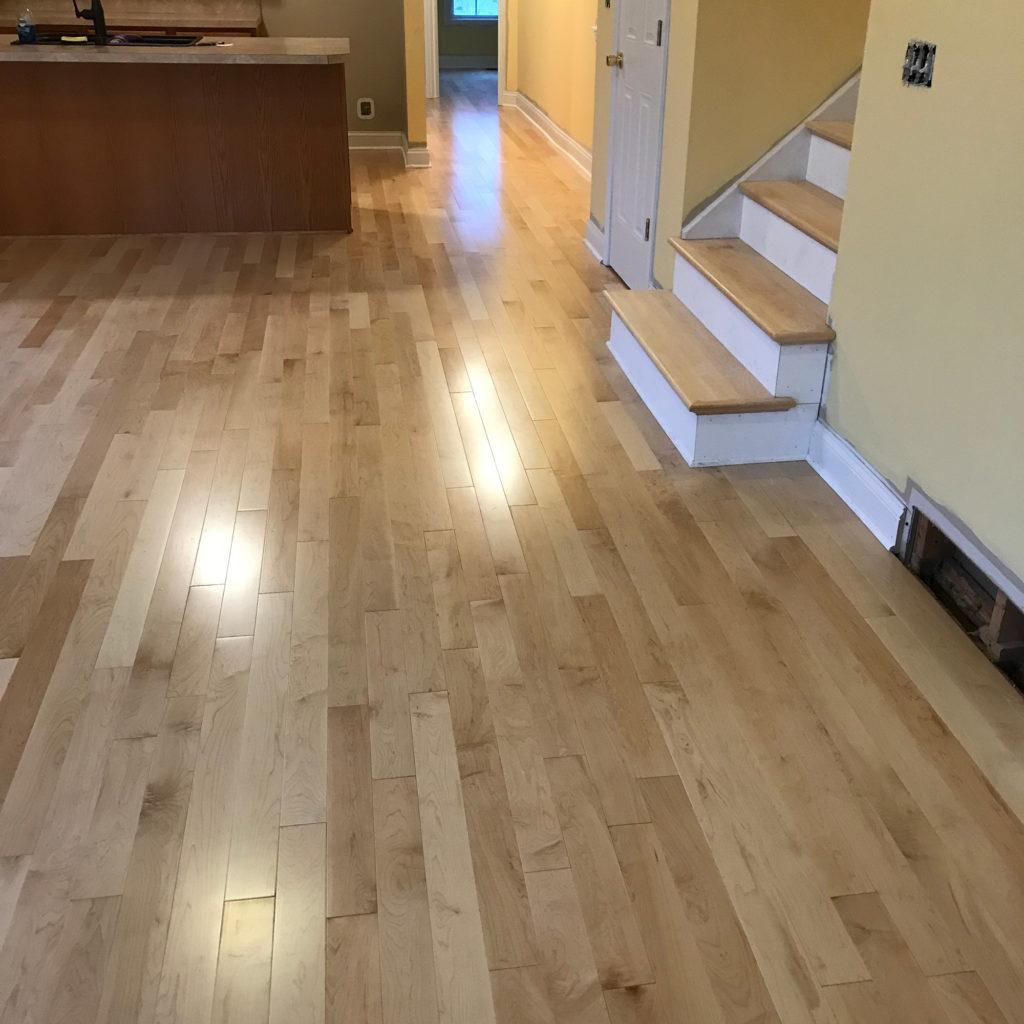 Hardwood Floor Installation In Syracuse,NY