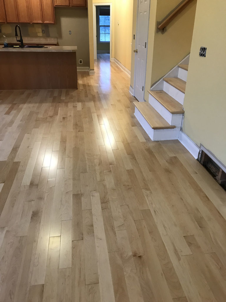 Hardwood Floor Installation in syracuse NY